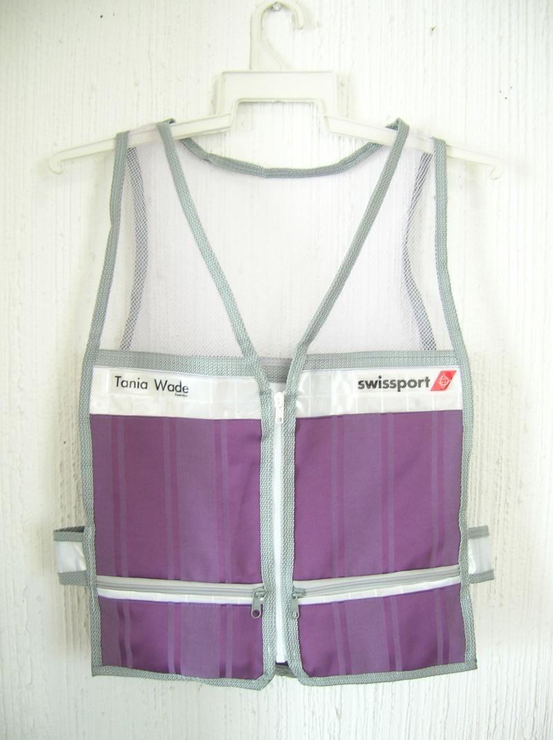 Chaleco para uniforme BiTono