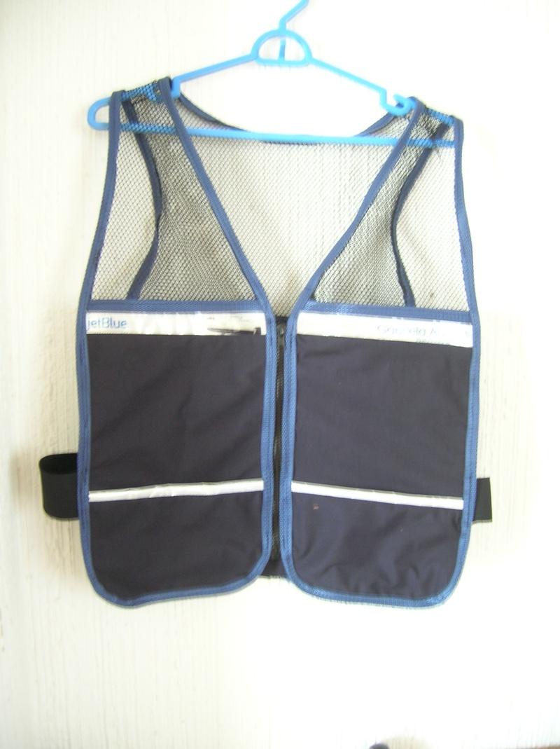 Chaleco de uniforme Azul marino